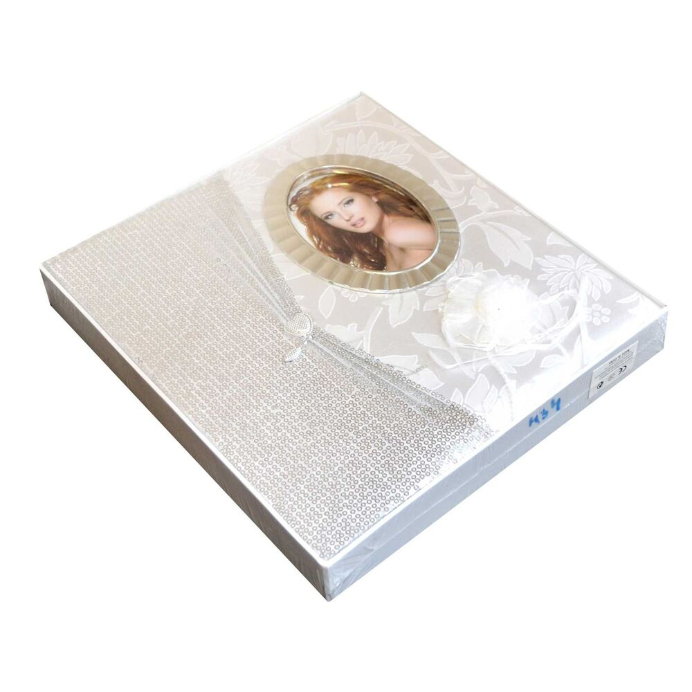 Wedding Photo Albums Hold 10 X 8in Photo Gift Present