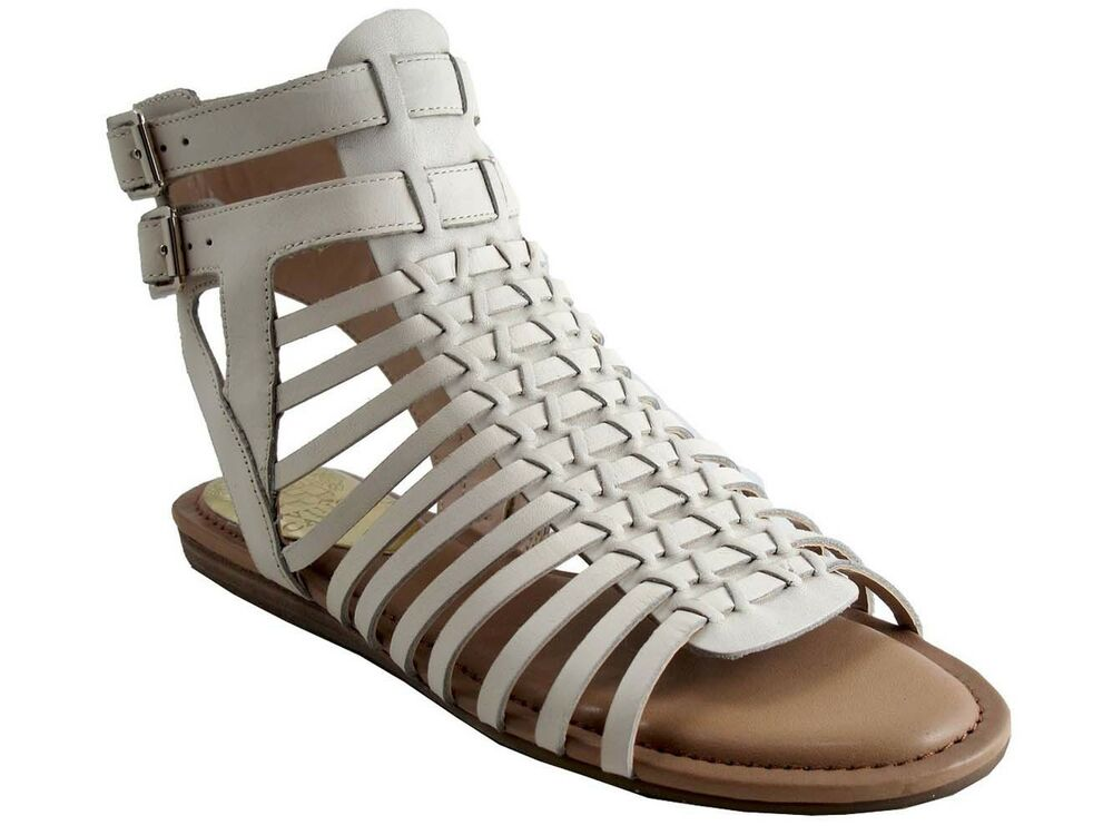 Vince Camuto Women S Kensil Gladiator Sandals Ebay
