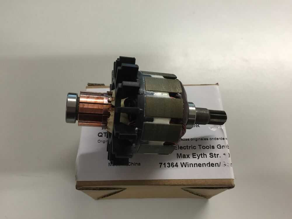 Milwaukee C18id C18iw Motor Assembly Ebay