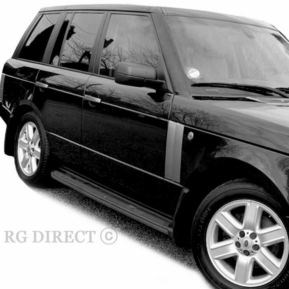 Find More 2009 Range Rover Sport Hse Automatic For Sale At: Bran New OEM Style Running Boards Side Steps For Range