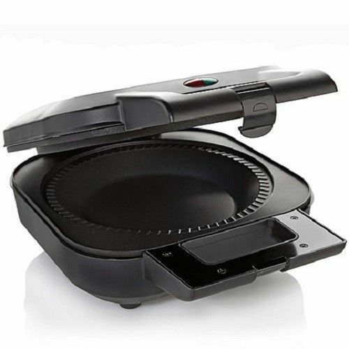 Wolfgang puck 9 inch electric pie maker with pastry cutter for Wolfgang puck pie maker recipes