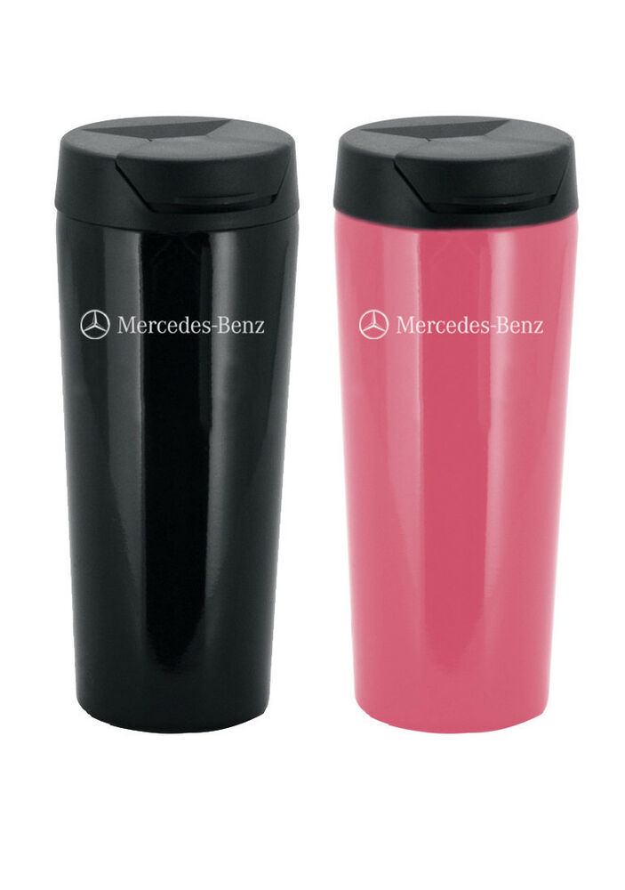 Mercedes Benz 14 Oz Stainless Steel Double Wall Tumbler