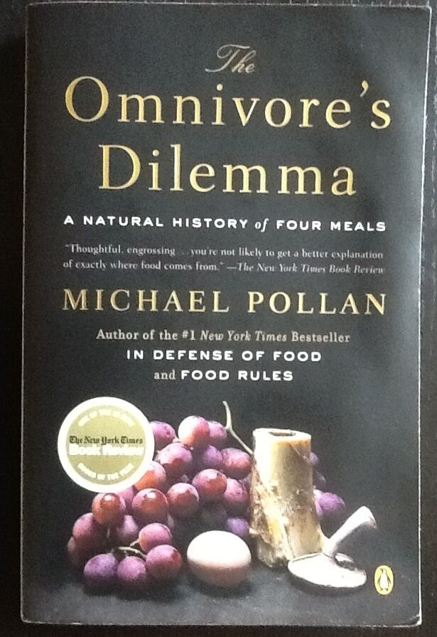 omnivore s dilemma chapter 8 Part i the industrial meal chapter 8: the omnivore's dilemma (p 101-114) who benefits from the omnivore's dilemma _____ does your family regularly.