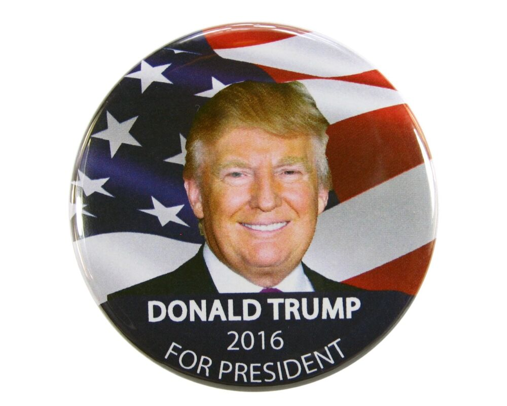 free donald trump buttons