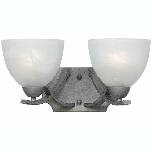 Old silver vanity light sconce fixture triarch 33280 2 2 - Bathroom lighting fixtures ceiling mounted ...