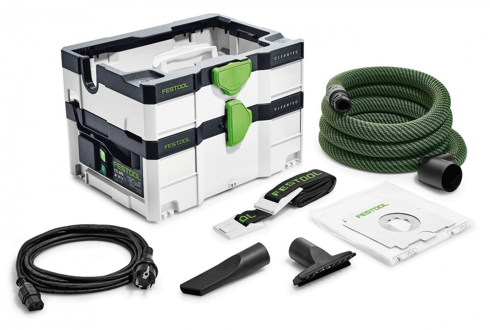 Vacuum Cleaner Dust Extractor Mobile Festool Ctl Sys