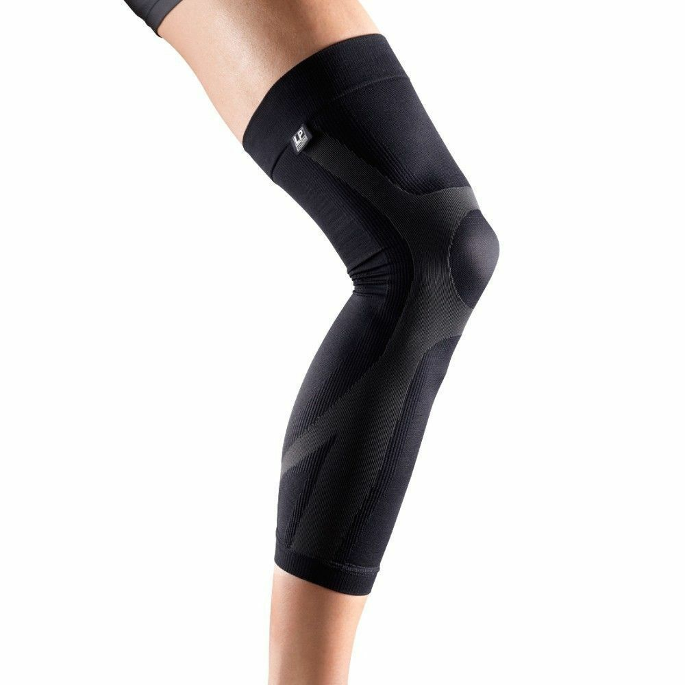 LP 272 Power Knee Support Brace Compression Calf Thigh ...