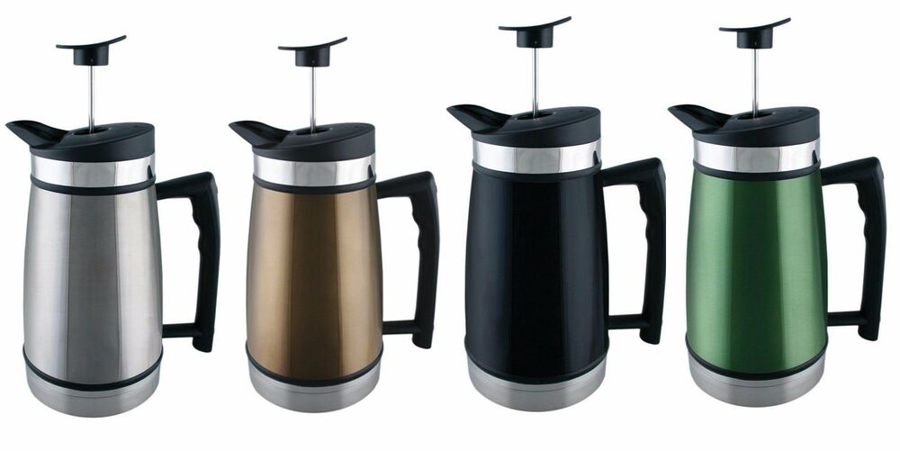 Planetary Design 48 oz Table Top French Press Coffee and Tea Maker eBay
