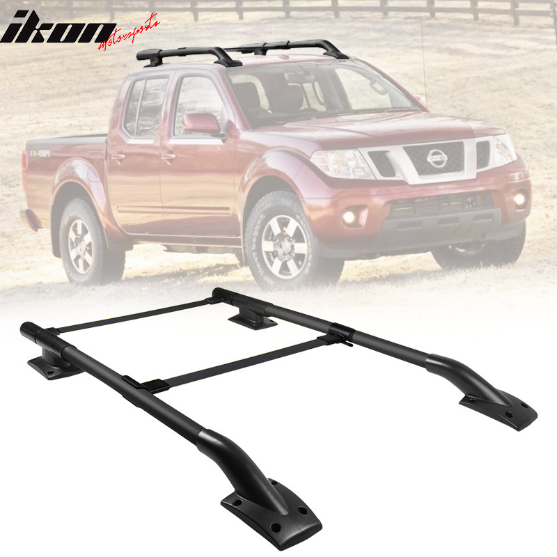 fit for 05 14 nissan frontier 4dr oe style roof rack suv. Black Bedroom Furniture Sets. Home Design Ideas