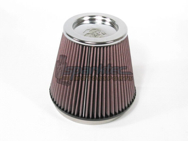 Truck Air Filter : K n quot round tapered universal air intake cone filter