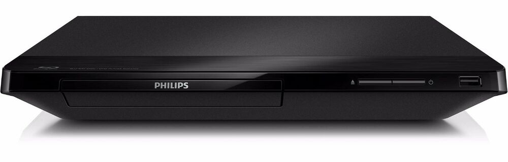 Philips BDP2105 Blu ray DVD Player Full HD1080 with ...