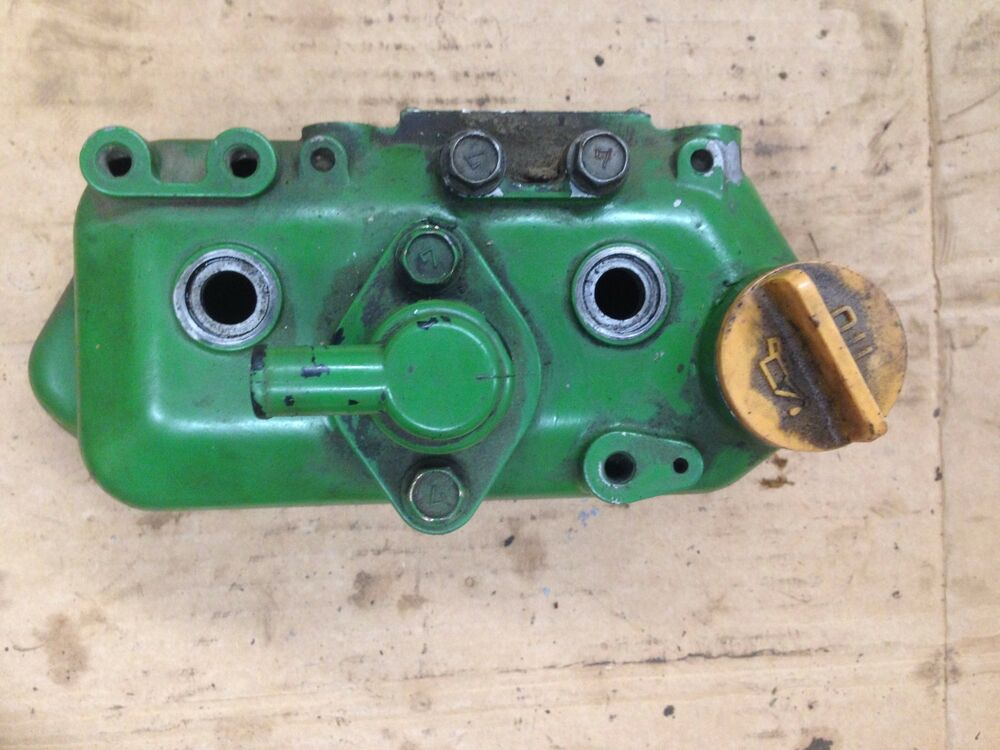John Deere 4440 Cylinder Head : John deere cylinder head cover ch