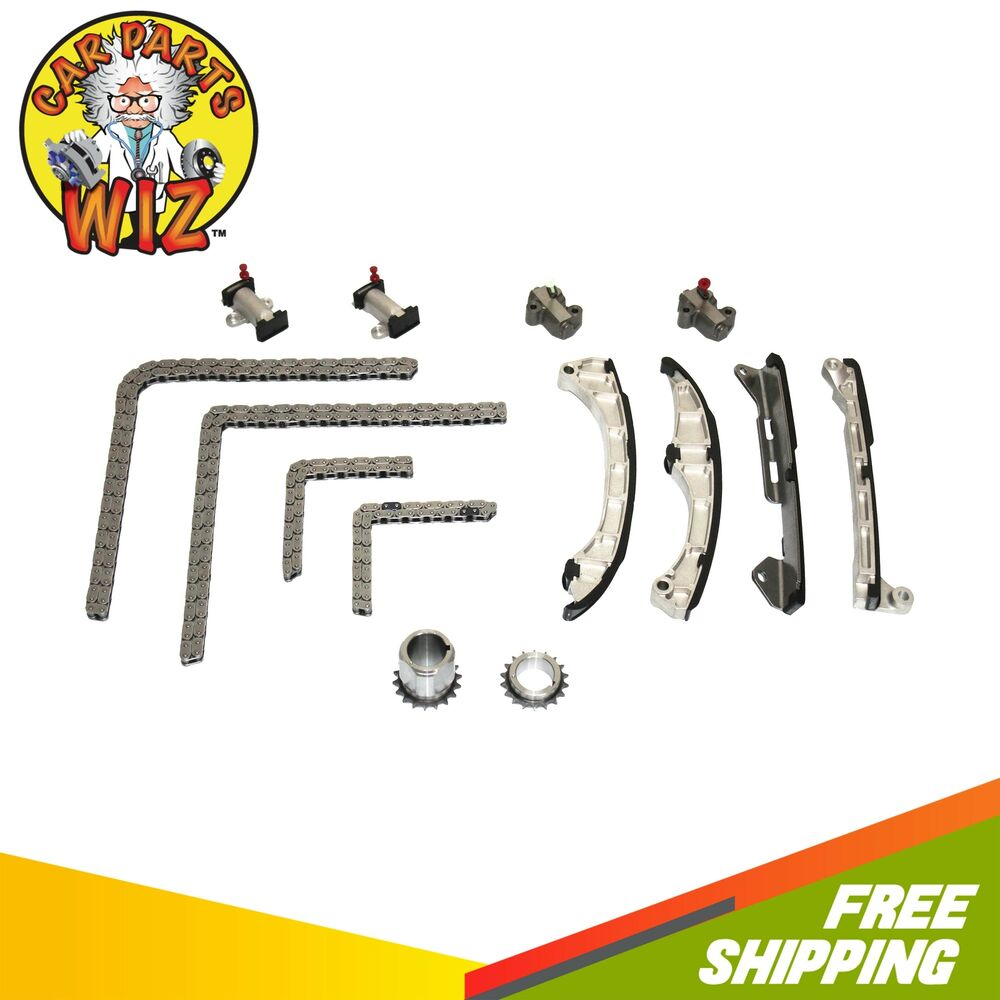 Timing Chain Kit Fits 07 08 Toyota Tundra Sequoia Lx570 5