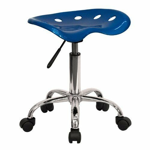 New Tractor Mechanics Work Stool Garage Adjustable Seat