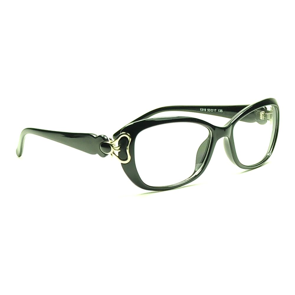 Eyeglass Frames In Fashion : Fashion Designer Womens Cat Eye Eyeglass Frames Spectacles ...