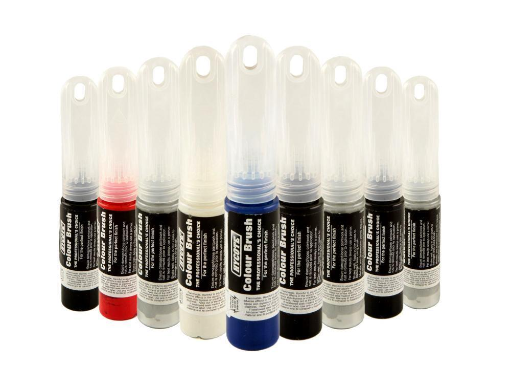 Vauxhall Silver Lightning Colour Brush 12 5ml Car Touch Up