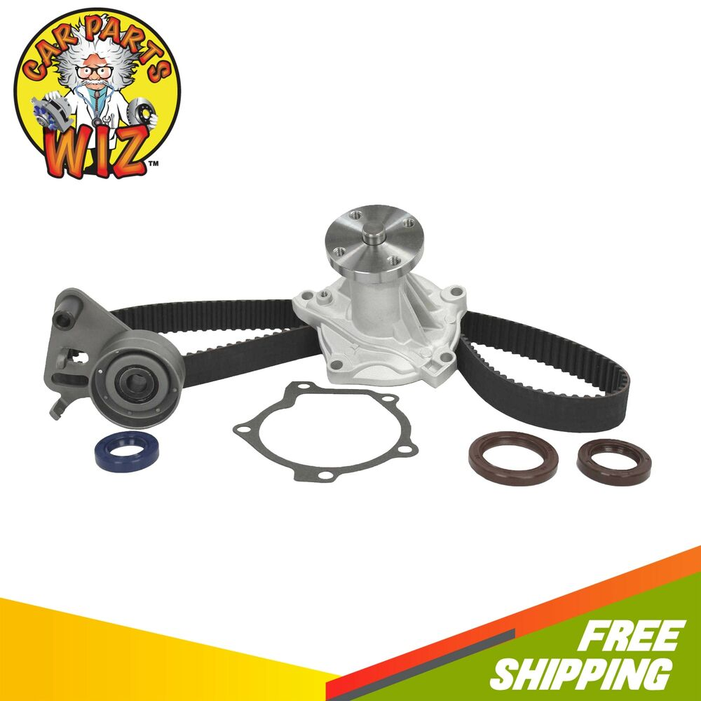 Timing belt water pump kit fits honda passport isuzu