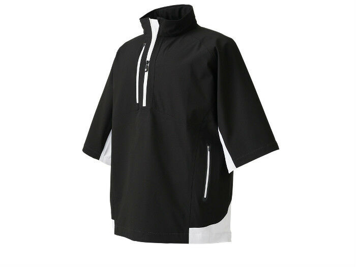 Footjoy Dryjoys Tour Xp Mens Short Sleeve Rain Shirt