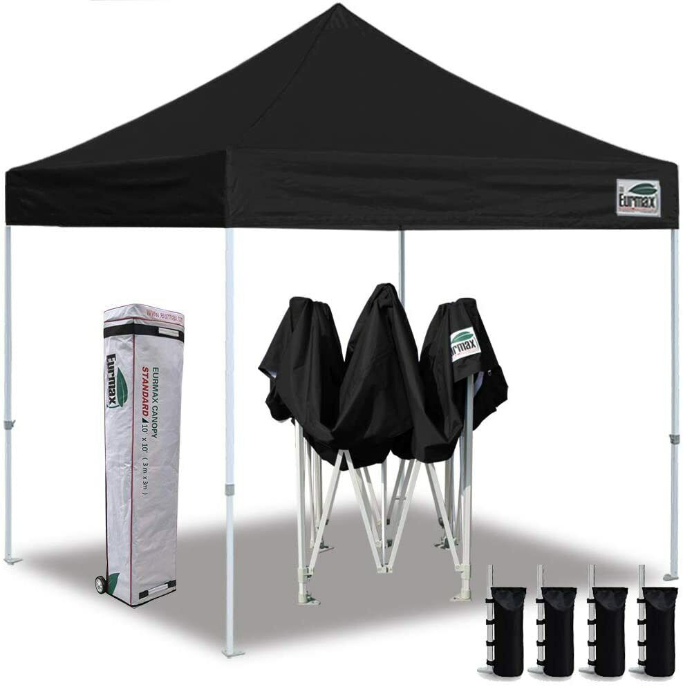 Ez Up Canopy 10x10 : New water proof ez pop up canopy  commercial