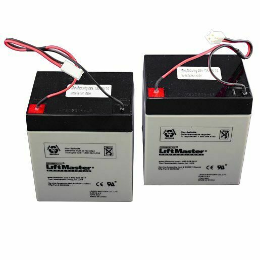 Liftmaster 41b591 Battery Replacement For Bbu 475lm