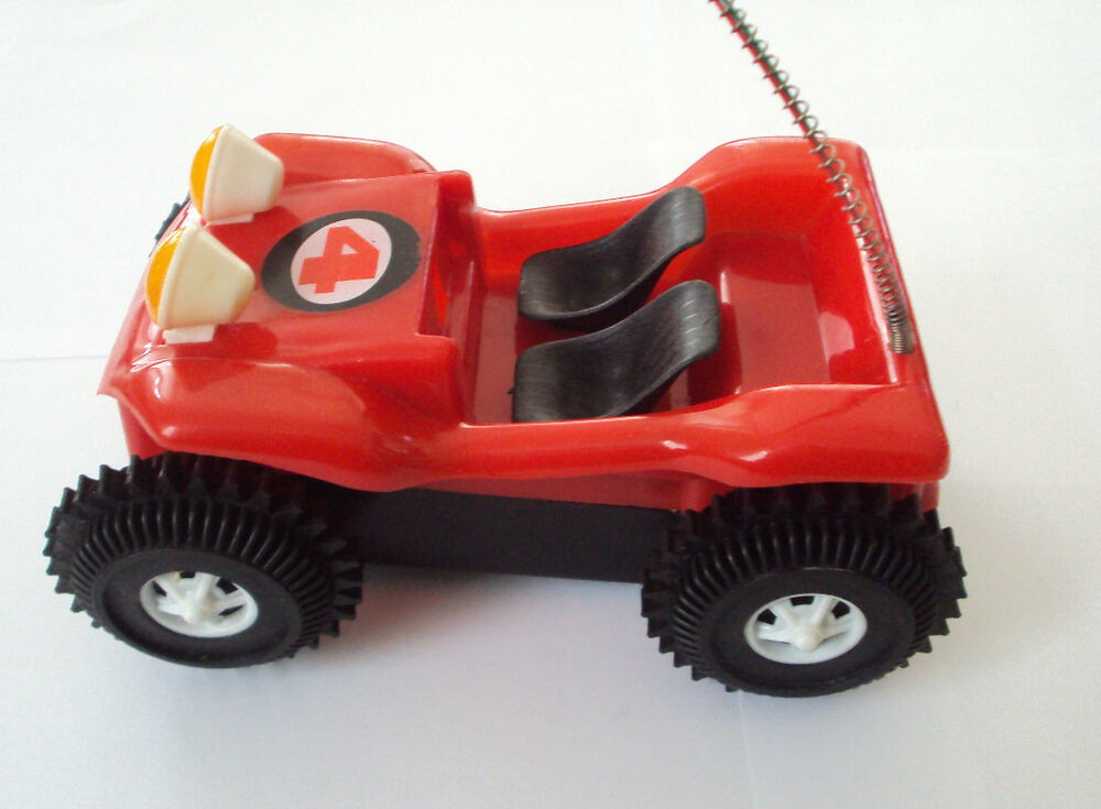 Toy Cars That Flip Over : Vintage flip over buggy toy battery original box car