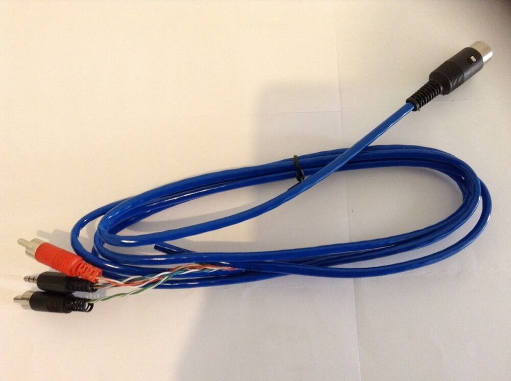 Diy 8 Pin Din Cable For Bose Acoustimass Am9p Amp Lifestyle