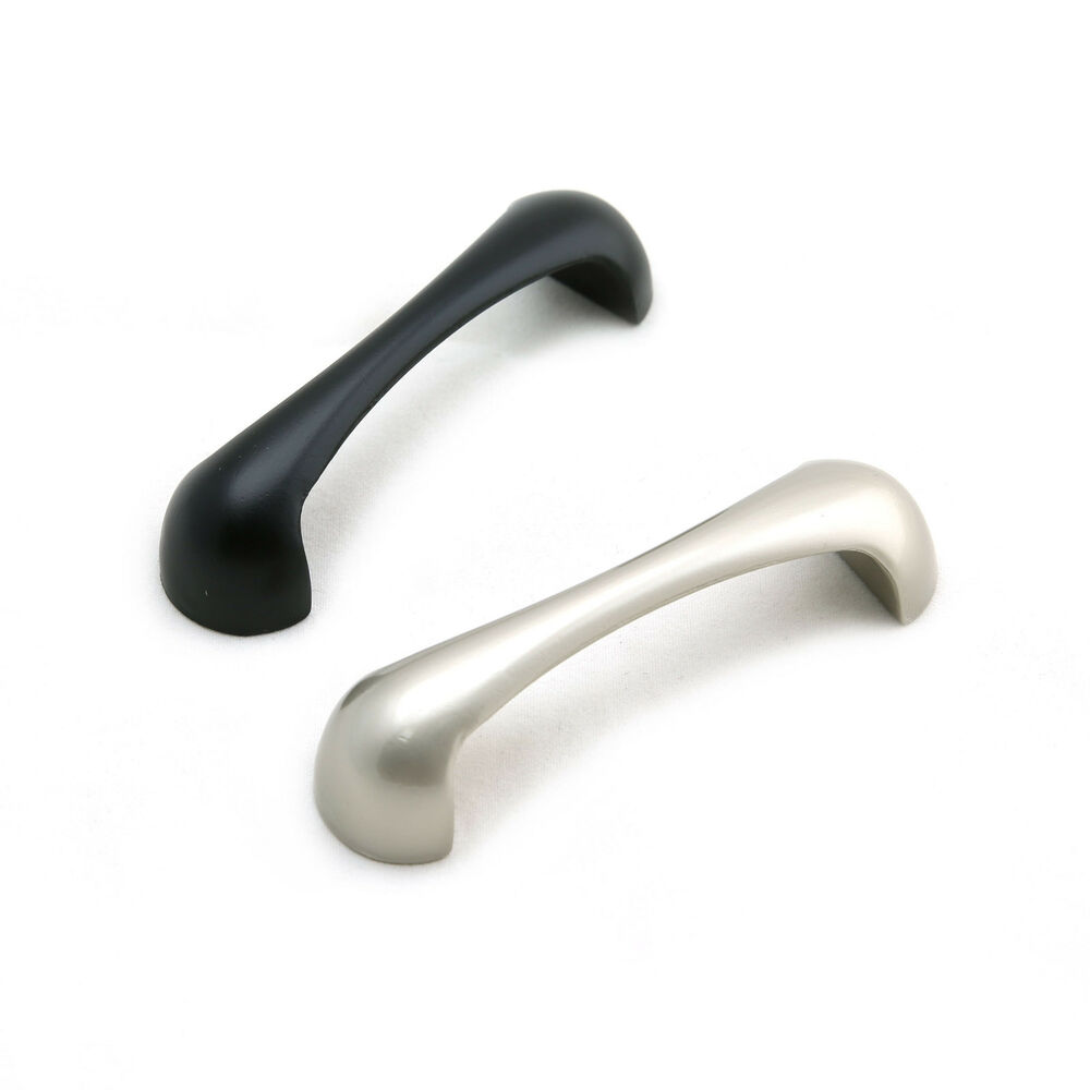 Modern style kitchen cabinet knobs drawer pulls handle for Kitchen cabinets handles