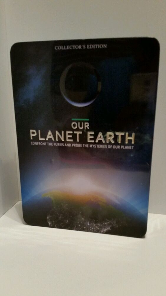 Planet Earth 5-Dvd Collector's Edition Boxed Set Discovery ...