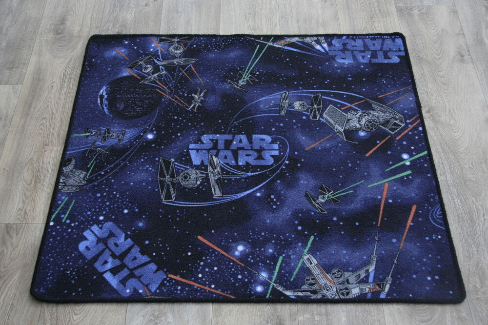 Quality Star War S Rug Spaceships 4 Sizes In Stock Star