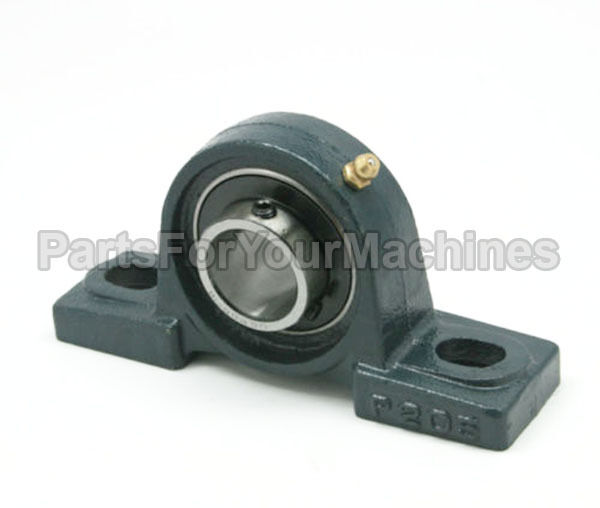 Go Kart Front Axle Assembly : Pillow block for go karts quot axle sealed
