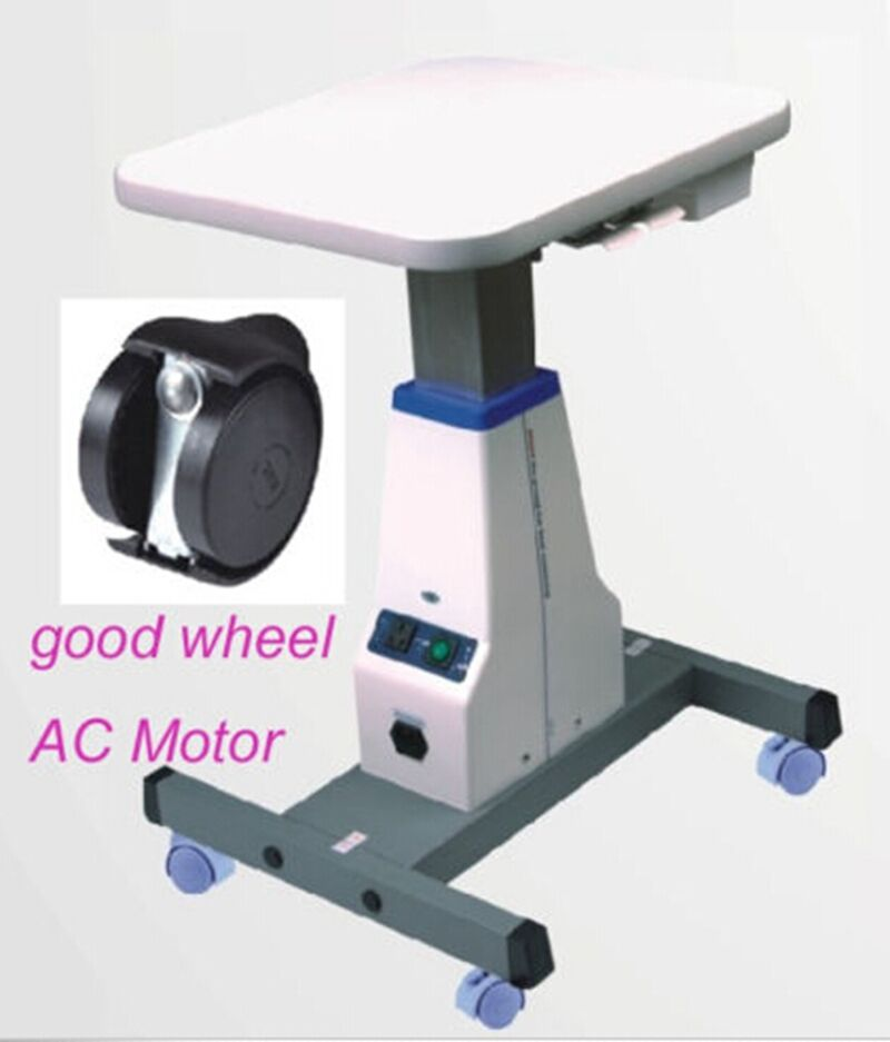Lifting optical eyeglass motorized instrument electric Motorized table