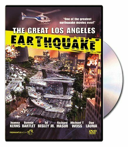 Offer Up Los Angeles >> The Great Los Angeles Earthquake (DVD, 2006, Full Length Mini-Series... 779836174291 | eBay