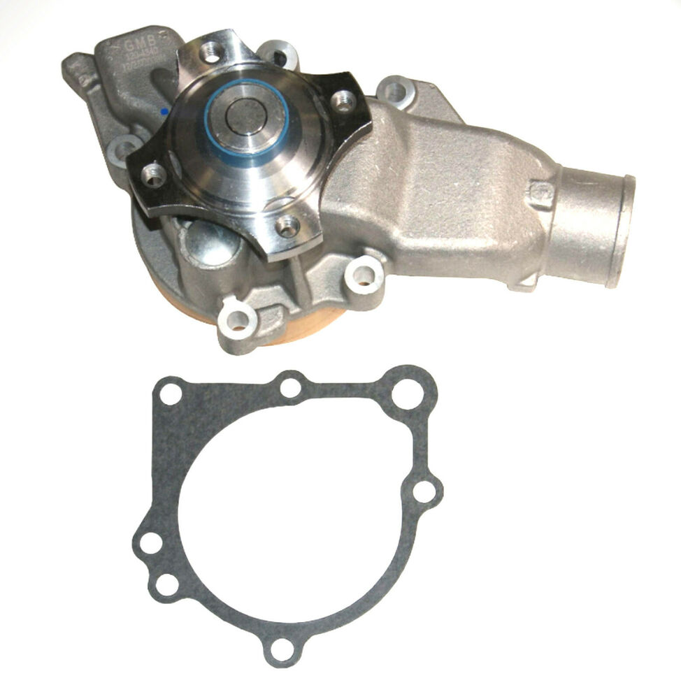 gmb engine cooling water pump w gasket for jeep grand. Black Bedroom Furniture Sets. Home Design Ideas
