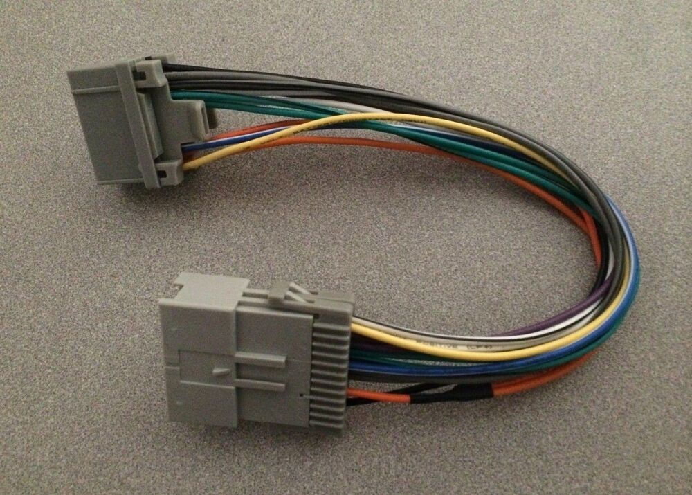 s l1000 5 gwh 404 415 car stereo radio wiring harness plug wire american Wire Harness Assembly at gsmx.co