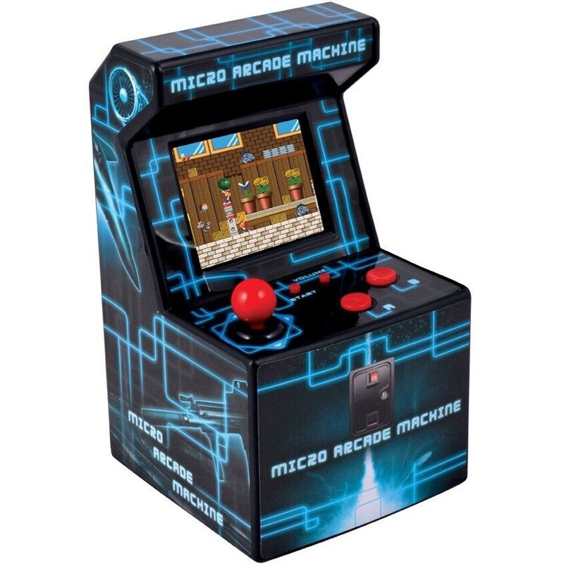 New taikee portable arcade machine with 240 built in games 16 bit for