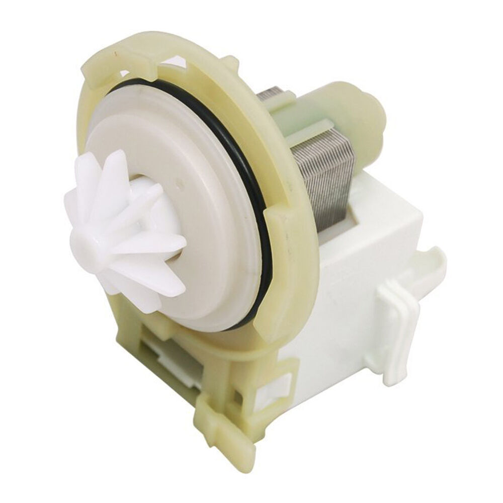 Outlet drain pump base for bosch dishwasher replacement spare part ebay - Bosch dishwasher pump not draining ...