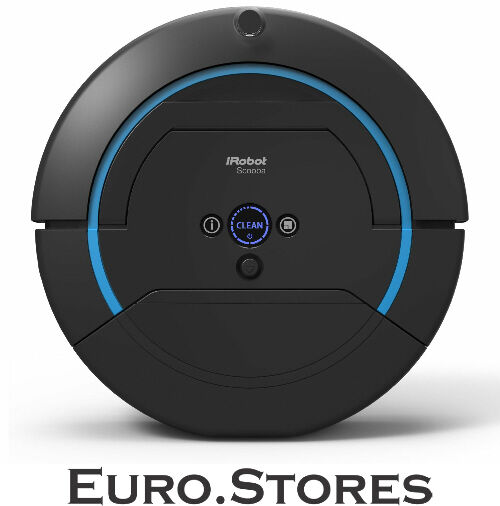 irobot scooba 450 floor scrubbing robot powerful vacuum cleaning genuine new ebay. Black Bedroom Furniture Sets. Home Design Ideas