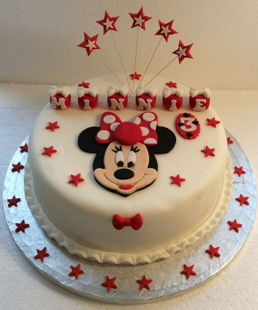 Mickey And Minnie Cake Topper Uk