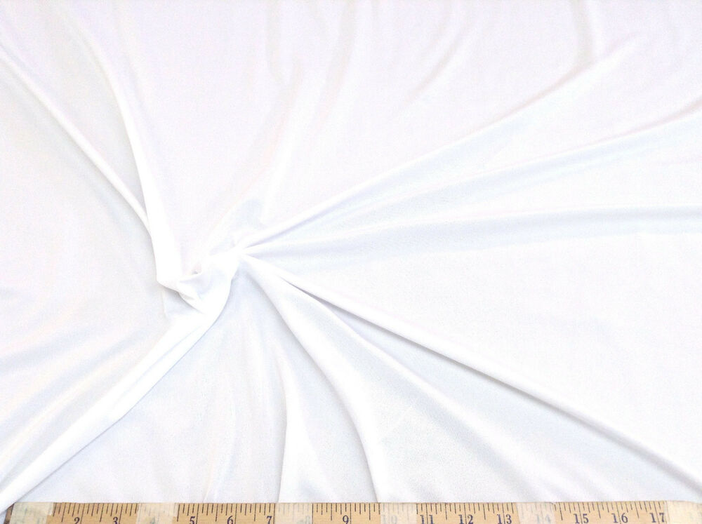Discount Fabric Light Weight Polyester Lycra Spandex 4