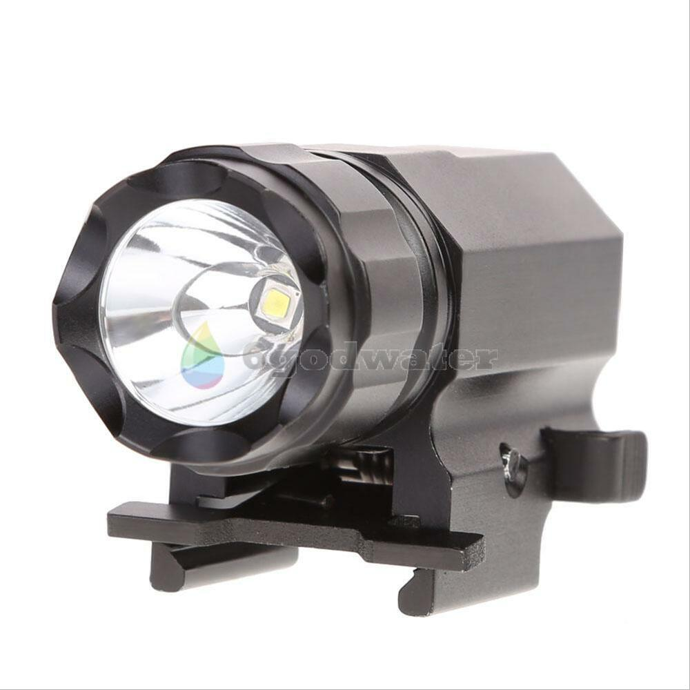 Tactical 800lm Xpg R5 Led Pistol Gun Light Lamp Handgun