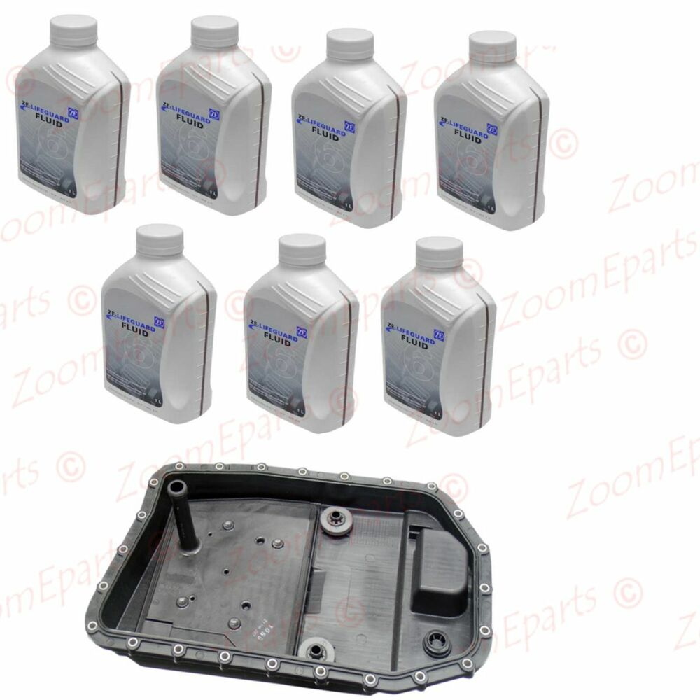 Bmw E71 X6 E84 X1 E70 X5 Auto Transmission Filter Kit 7