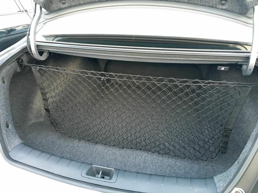 Envelope Style Trunk Cargo Net for HONDA Accord Coupe 2 ...