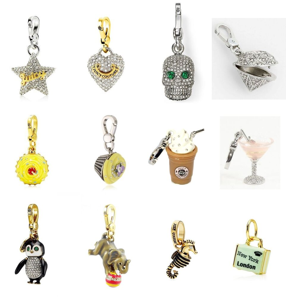 Amazoncom juicy couture jewelry Clothing Shoes amp Jewelry