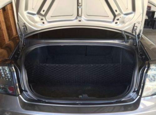 Envelope Style Trunk Cargo Net For Dodge Charger 2006 2007
