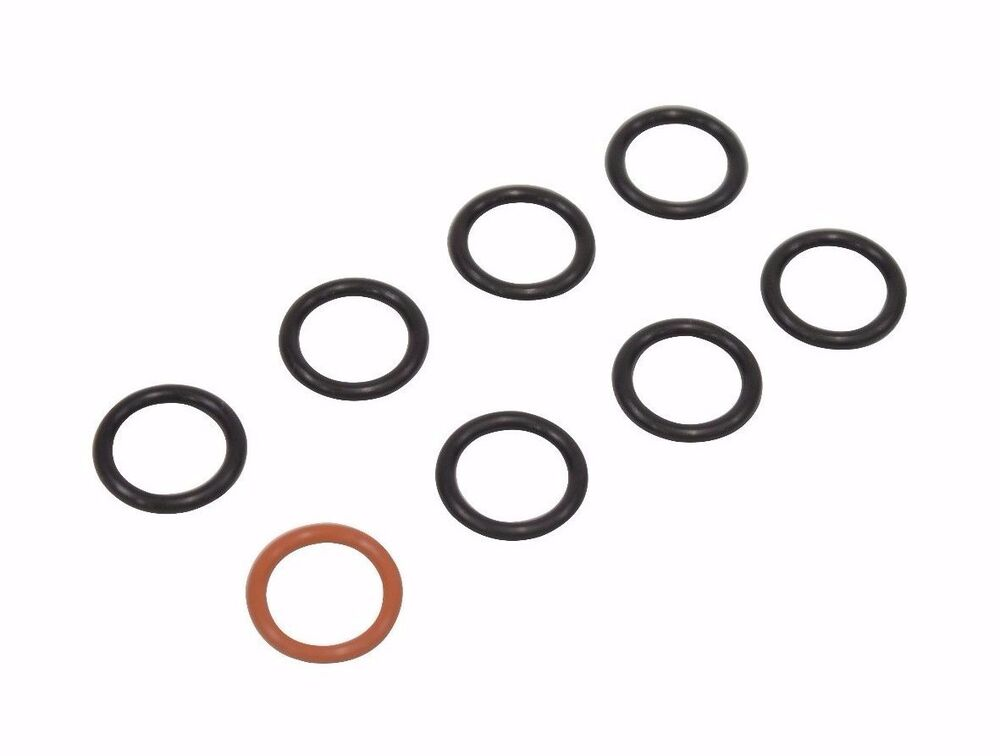 7 3l Ford Powerstroke High Pressure Oil Rail O Rings Set