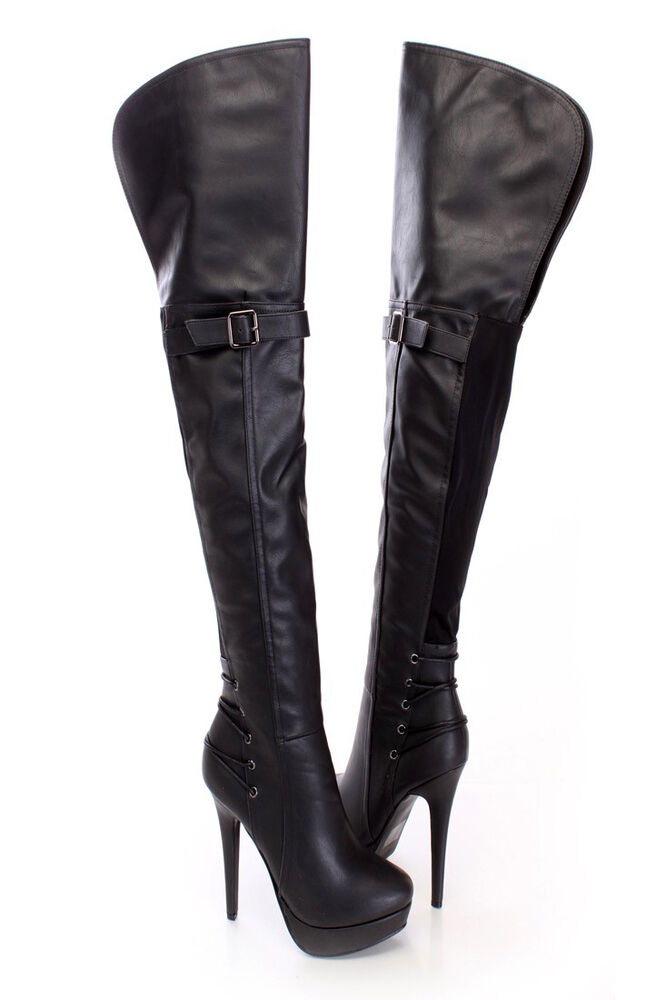 Shop for thigh high boots at anthonyevans.tk Free Shipping. Free Returns. All the time.