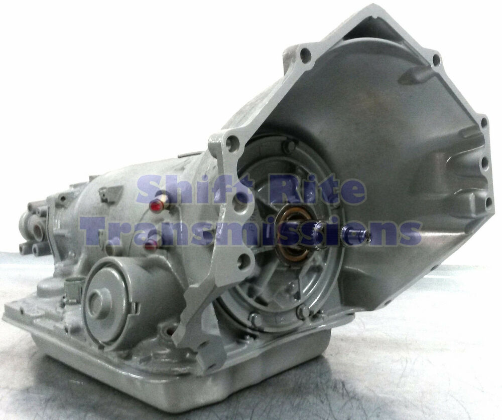 4l60e 1995 2wd remanufactured transmission m30 warranty rebuilt gm chevy ebay. Black Bedroom Furniture Sets. Home Design Ideas