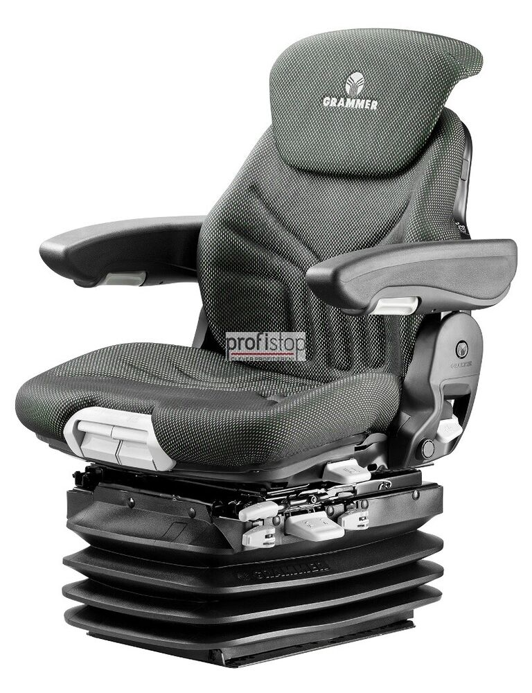 Case Tractor Seat : Grammer maximo professional tractor seat fit