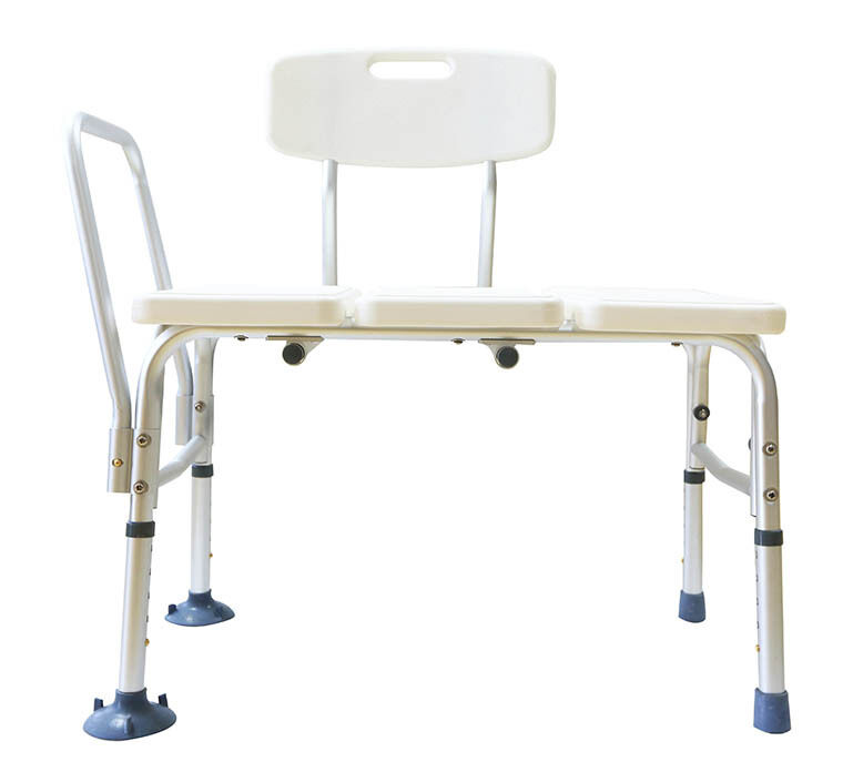 Benovate Adjustable Heavy Duty Bath Tub Shower Transfer Bench Stool Chair Seat Ebay