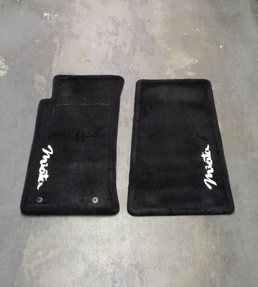 mazda mx 5 miata factory oem carpet or all weather floor